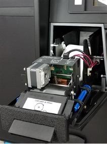 slide mount CRIND printer